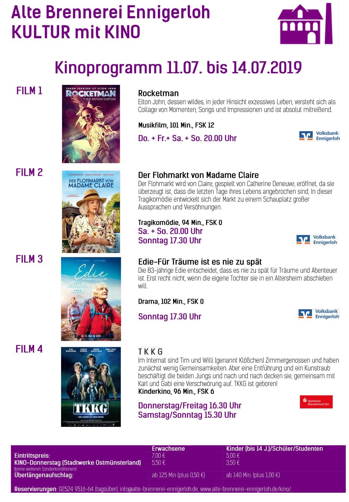 Kino Ueckermünde Kinoprogramm