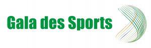 Gala des Sports_Schriftzug und Ball