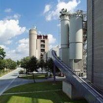 Zementwerk Ennigerloh der HeidelbergCement AG