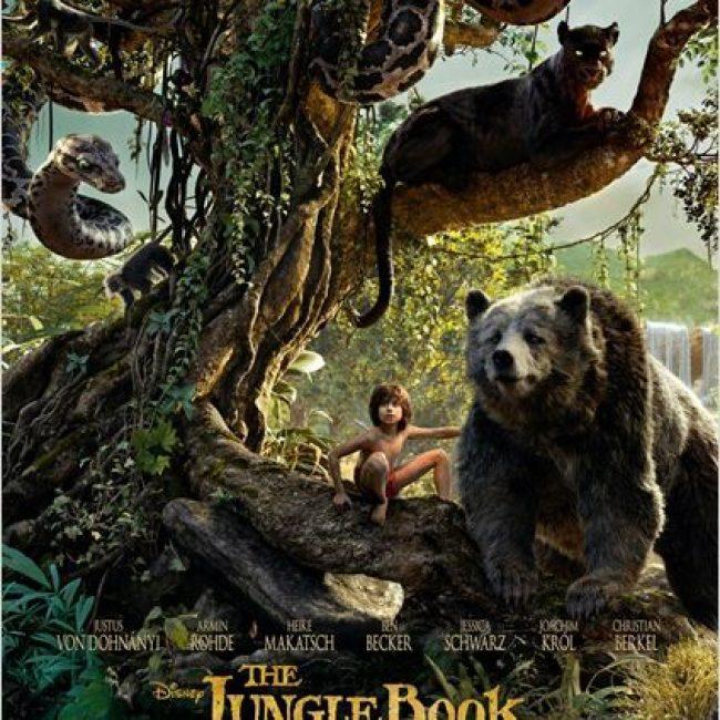 Kinoprogramm: The Jungle Book
