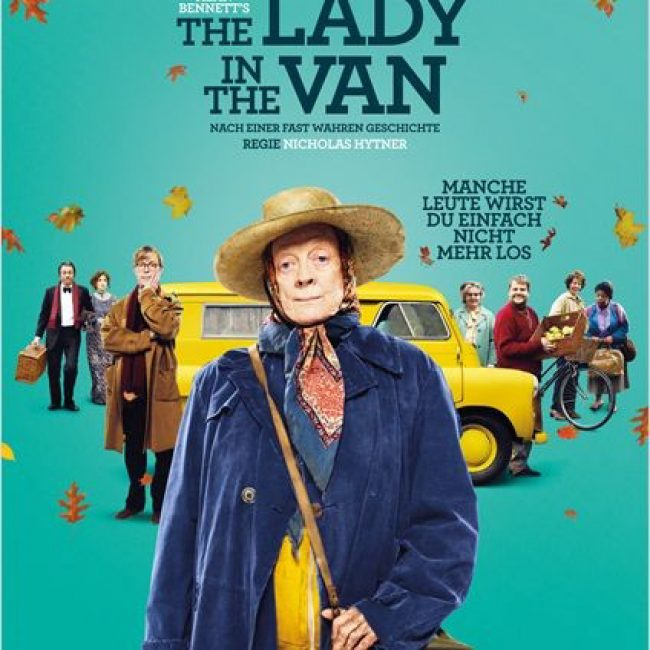 Kinoprogramm: The Lady in the Van