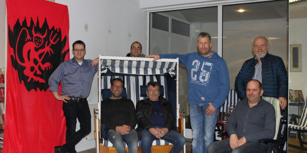 Drubbelnarren eröffnen Geschäftsstelle am 8. Januar