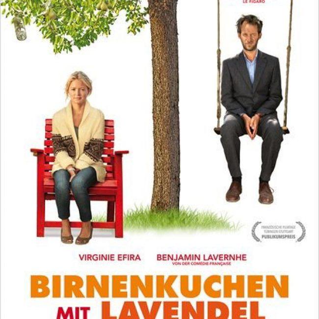 Kinoprogramm: Birnenkuchen mit Lavendel