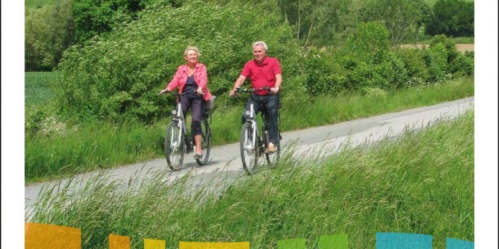 Radkatalog 2021 beim Stadtmarketing erhältlich