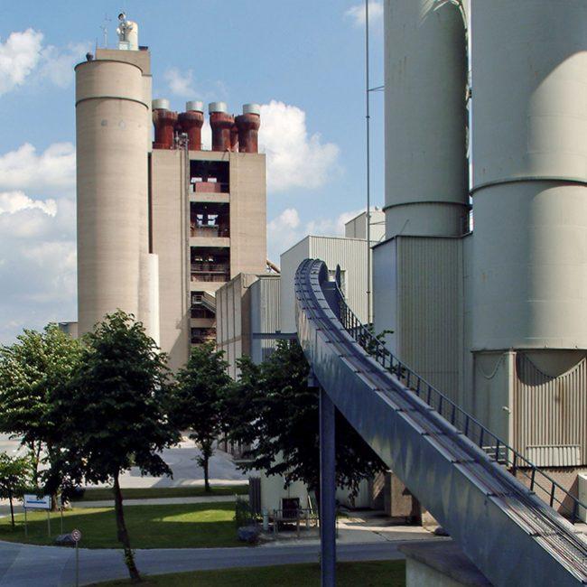 Betriebsführung HeidelbergCement AG – ausgebucht