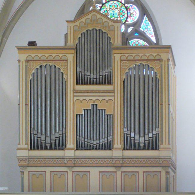 Orgelkonzert … auch zu vier Händen