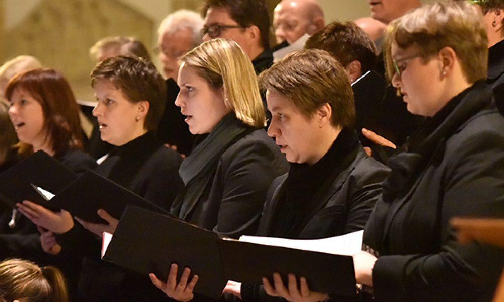 Förderverein lädt zum Chorkonzert ein