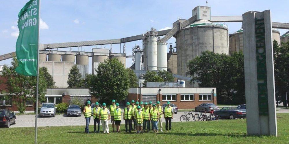 Nachbericht HeidelbergCement AG Werksführung vom 04.07.2019