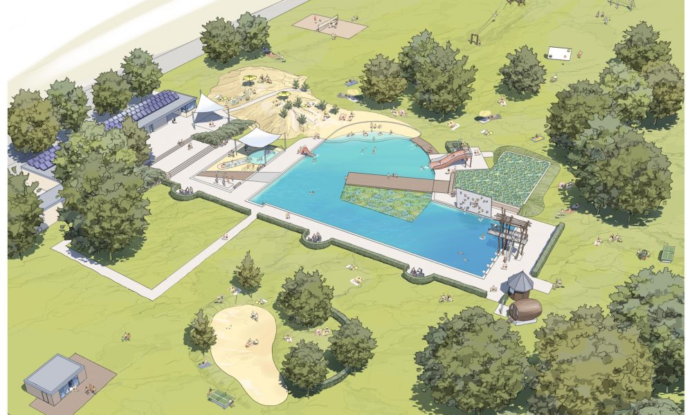 Neueröffnung Ennigerloher Naturbad am 11.07.2020