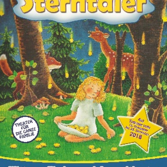 Kindertheater: Sterntaler