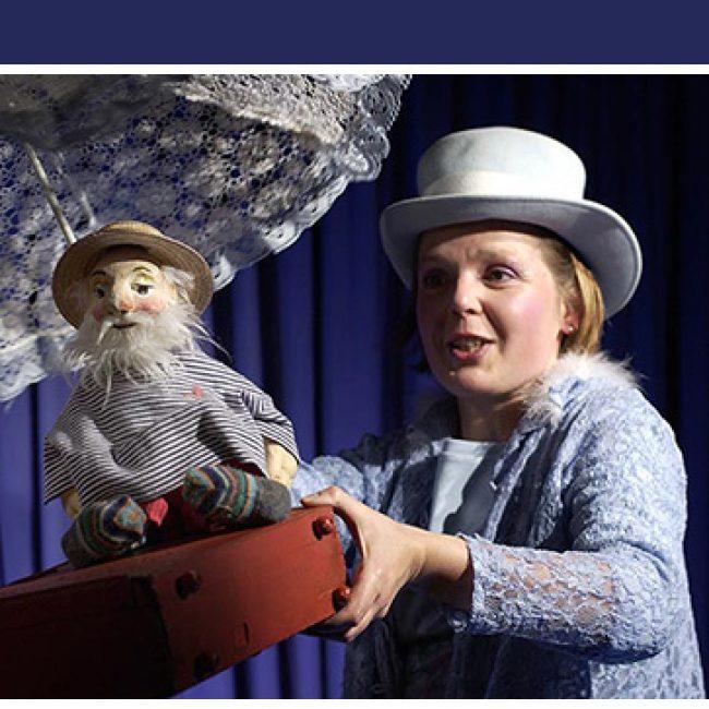 Kindertheater: Ferien für den Weihnachtsmann