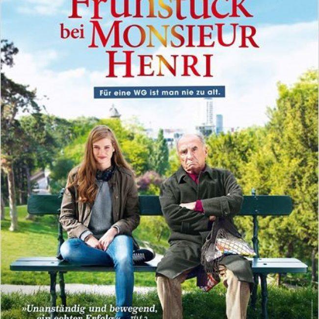 Kinoprogramm: Frühstück bei Monsieur Henri