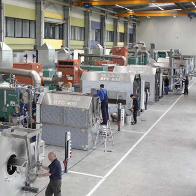 L.B. Bohle Maschinen + Verfahren GmbH – Betriebsbesichtigung des Werk 3