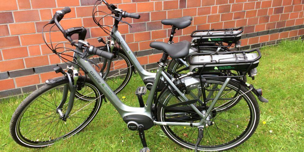 E-Bike Verleih pausiert bis zum Anfang der Saison 2020