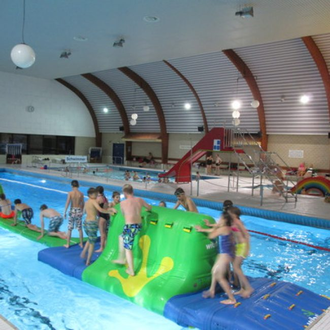 Aquatrack im Olympiabad