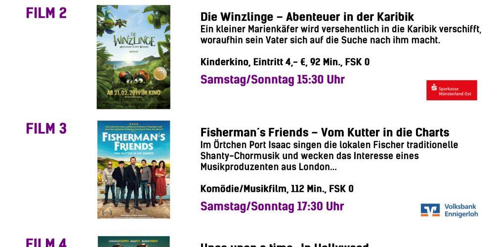 Kinoprogramm 19.-22.09