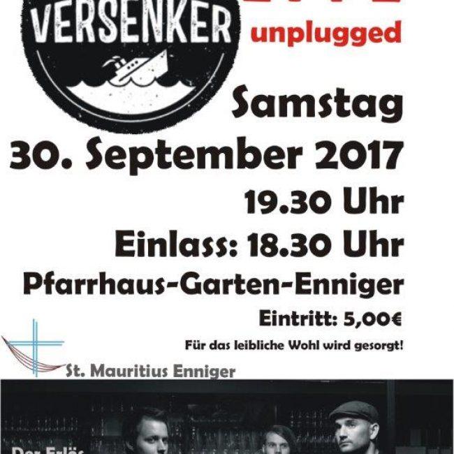 Knozert Enniger- Die Versenker- live unplugged