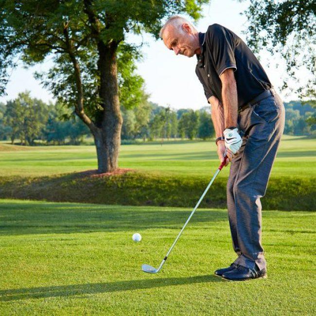 Golf Schnupperkurs in Vornholz