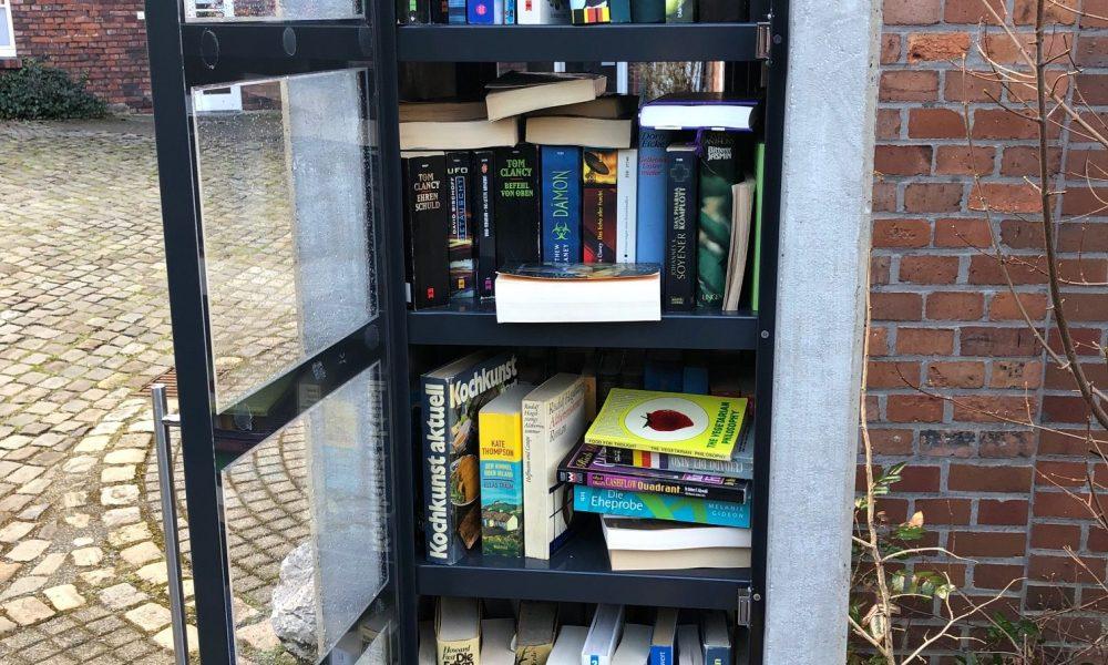Öffentliche Bücherschränke in Ennigerloh