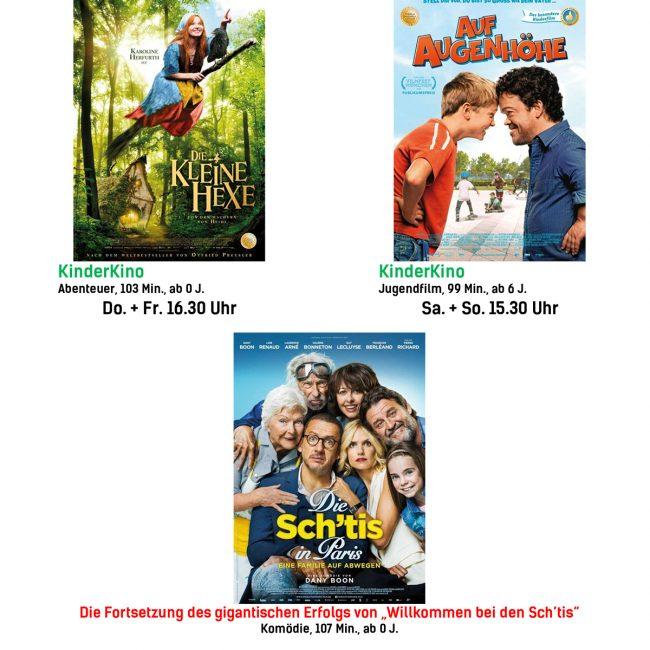 Kinoprogramm vom 5. April bis 11. April 2018