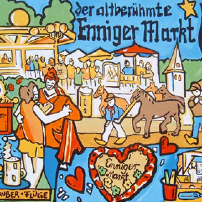 Enniger Markt – 11.-12.07.2017