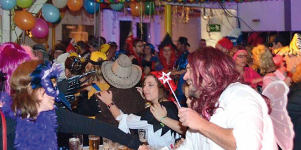 """Am 11. Februar 2017 wiederholt sich """"Karneval meets Party"""" in Westkirchen"""